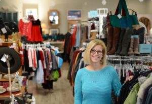 clothing consignment and resale