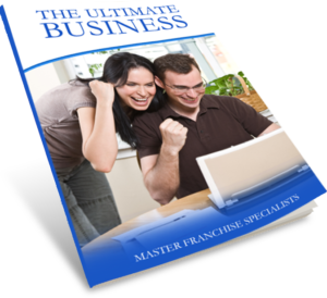 the ultimate business - master franchising